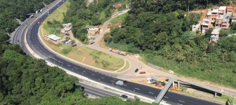 Implantação de faixa adicional Rodovia Anhanguera