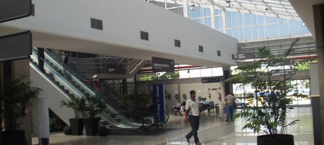 Infraero Terminal de passageiros  – Campinas